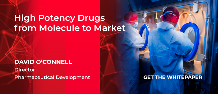 We have produced an insightful whitepaper which examines the process of successfull high potency drug manufacturing and delivery to market.