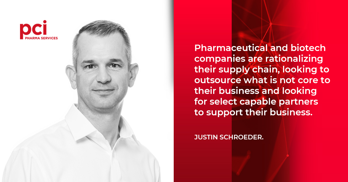 Pharma Packaging Solutions and Business Trends with Justin Schroeder